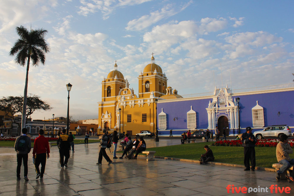 Plaza de Armas - Trujillo, Peru