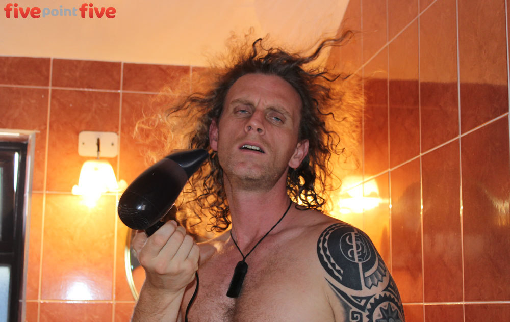 Johnny Blow Dries