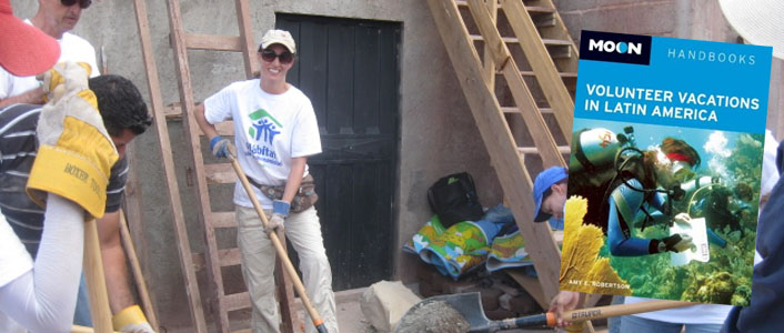 Volunteer vacations - Amy E. Robertson