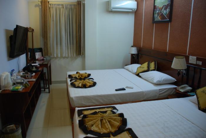 Duc Vuong Hotel - Ho Chi Minh
