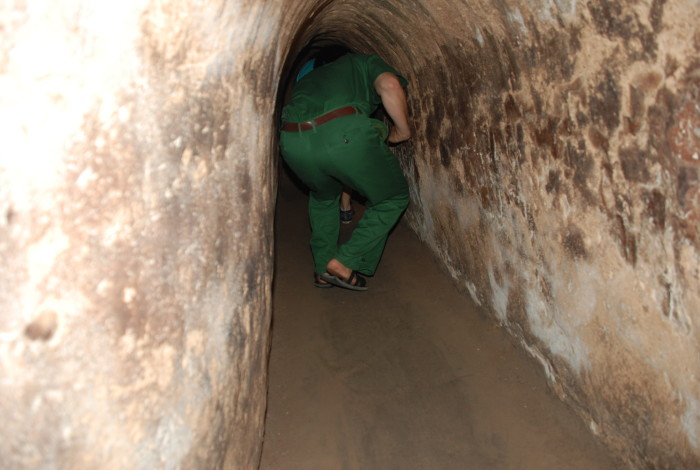 Cu Chi Tunnel - Ho Chi Minh