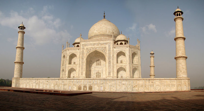 A visit to the famous Taj Mahal will be a highlight of the trip. It was built by the Mughal Emperor Shah Jahan as an expression of his love for his wife Mumtaz Mahal.