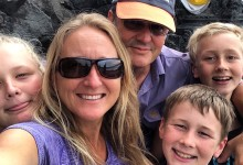 Michelle Frost - Family Travel Bloggers