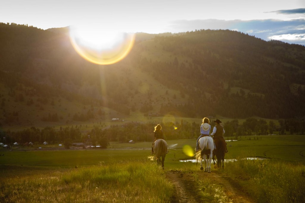 The Ranch at Rock Creek - Luxury Glamping
