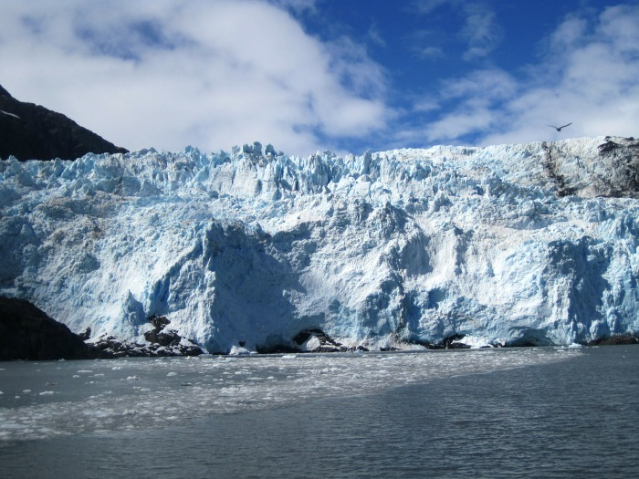 Tour Group Travel: Alaskan Glaciers