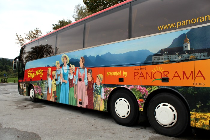 Tour Group Travel: The Sound Of Music Tour