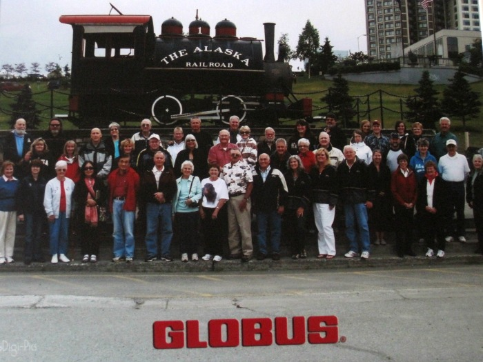 Tour Group Travel: Globus Tour in Alaska