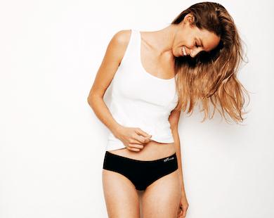 Boody Hipster bikini - Amazing travel underwear