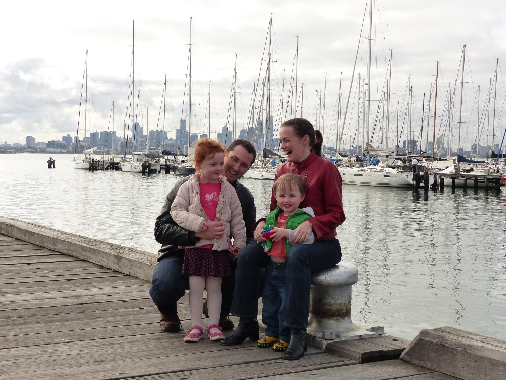Travel with Kids - Sharon Gourlay