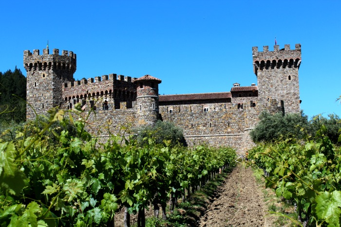 Wine Country: Castello Di Amorosa