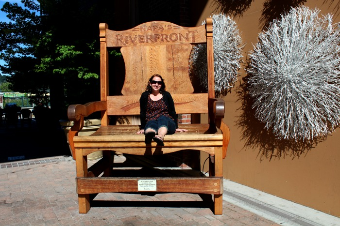Wine Country: Napa Riverfront