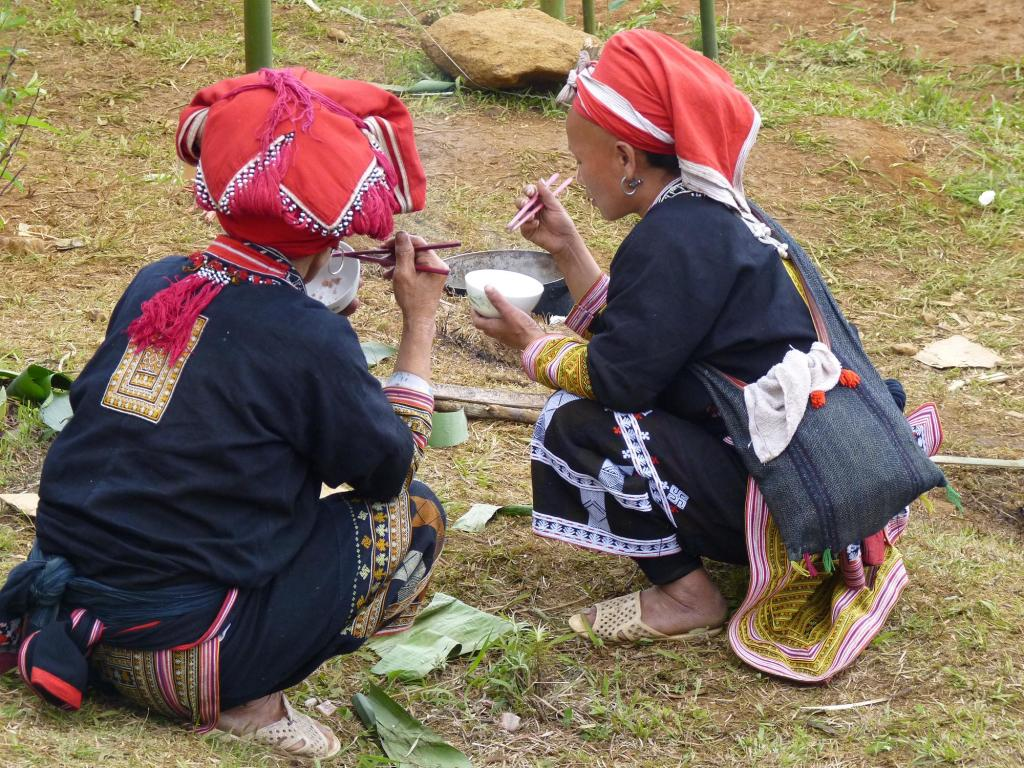 Red Dao tribe, Sapa, Vietnam
