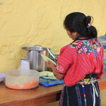 Soup Kitchen, Guatemala