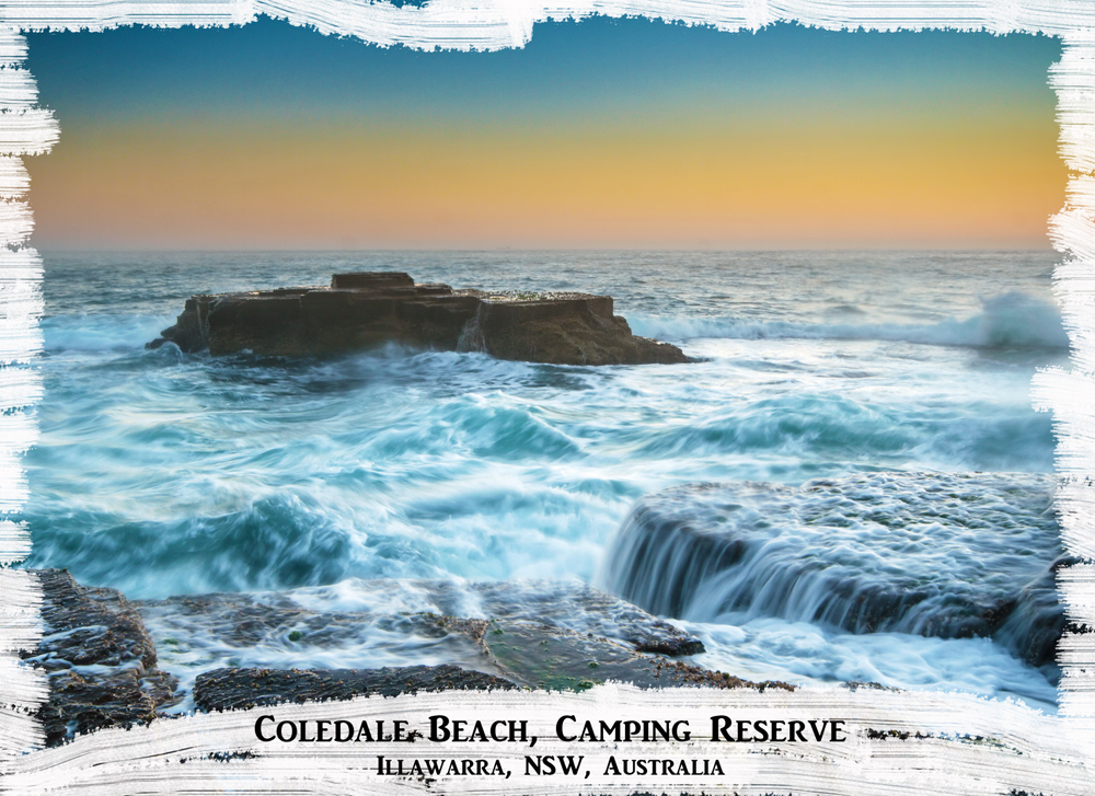 Peter Yandle - Coledale Beach Camping Reserve