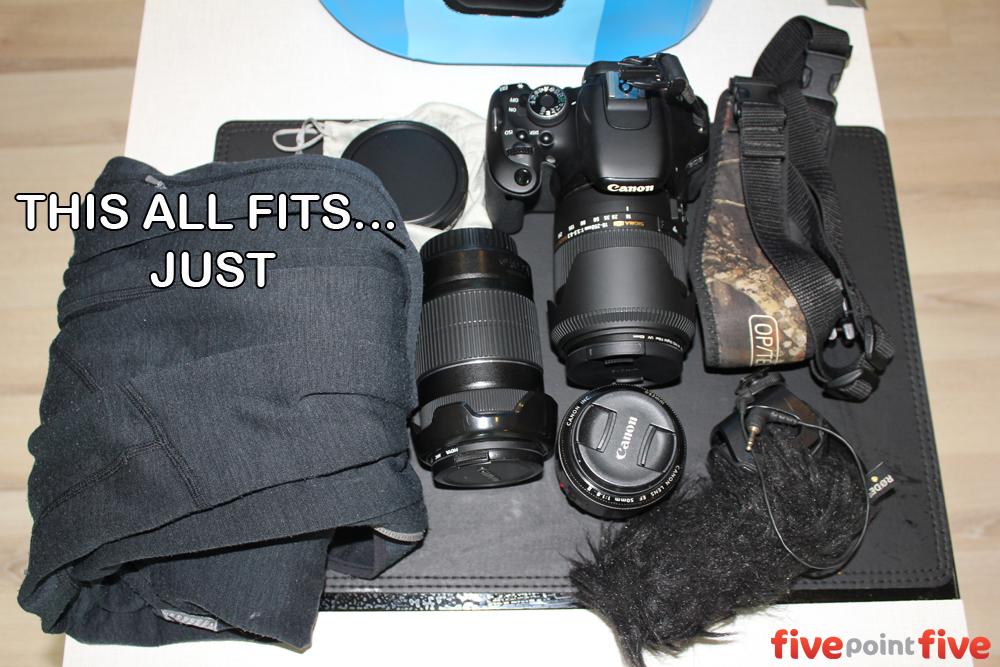 Karana Camera Dry Bag