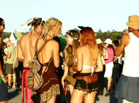 Bluesfest, Byron Bay, Australia