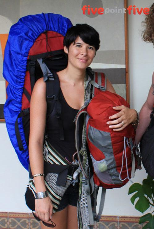 Kathmandu Backpack Nicaragua