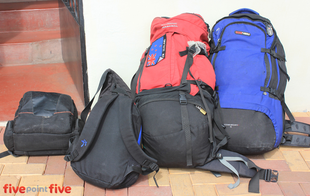 Kathmandu Interloper Backpack Travel Friend
