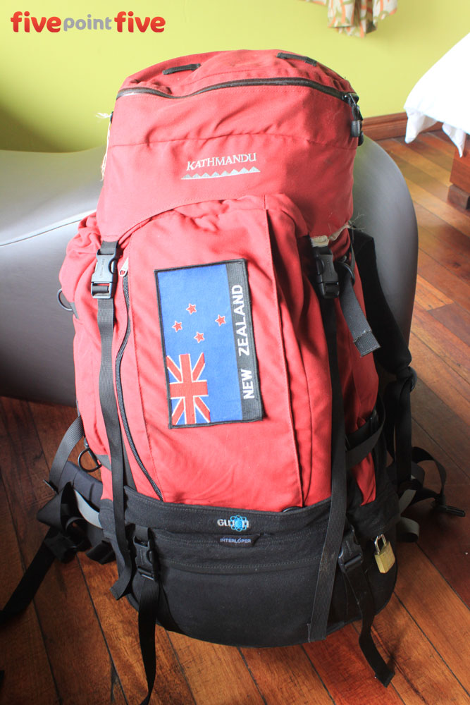 Kathmandu Interloper Backpack