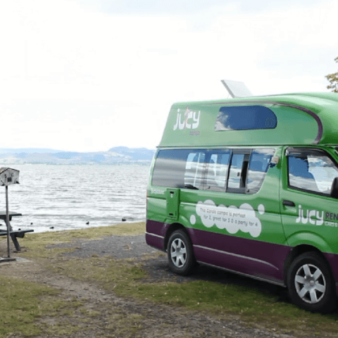 JUCY Campervan Review