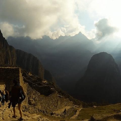 Machu Picchu Jungle Trek, Peru