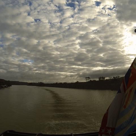 Murray River Cruise, Australia