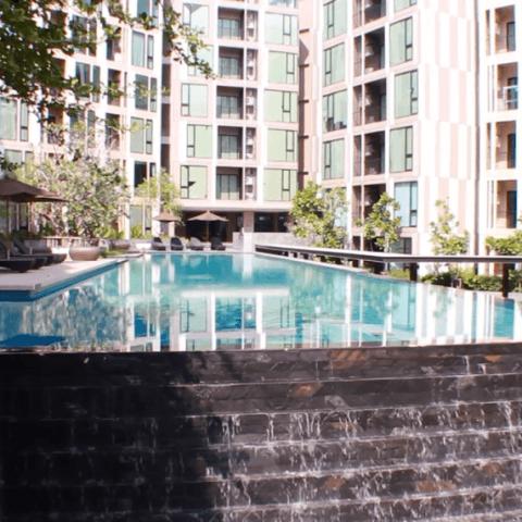 Apartment Rental, Thailand