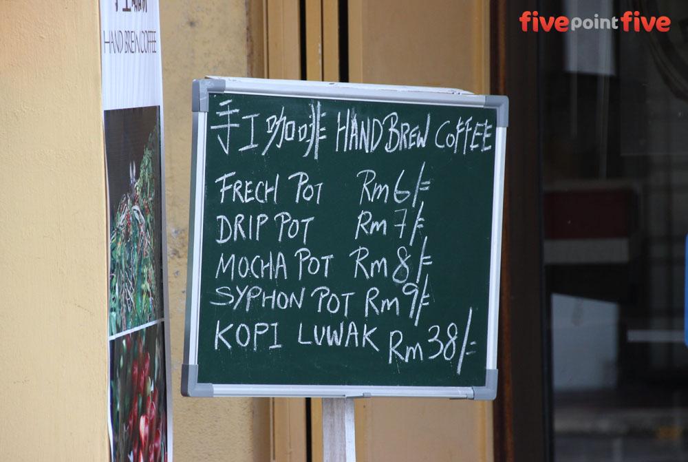 Kopi Lemak Coffee Malaysia