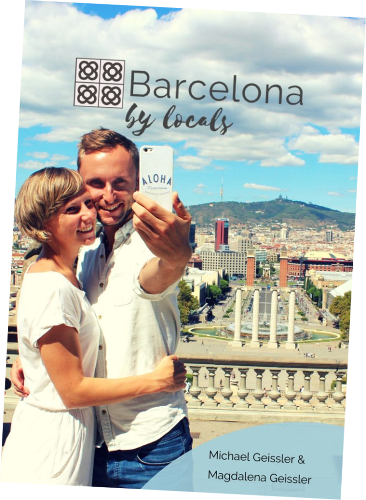 Barcelona by locals - travel Guide