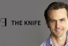 Jens Erik Gould - The Knife Media